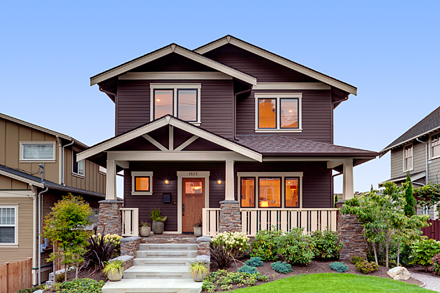 1525 10th Ave W - Queen Anne Craftsman-Style