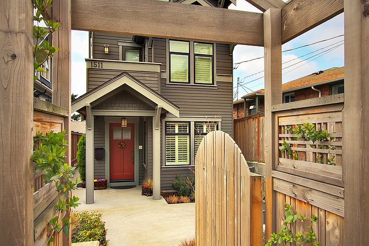 1511 10th Avenue West | Seattle Home Builder | Homes for Sale | C4 Digs