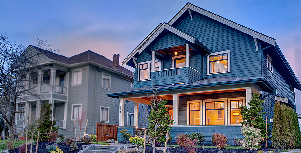 Seattle Home Builder Home Construction C4 Digs